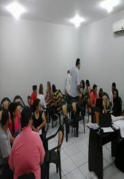 Oficina Invista no Planejamento realizada pela Associação Comercial em parceria com Sebrae.